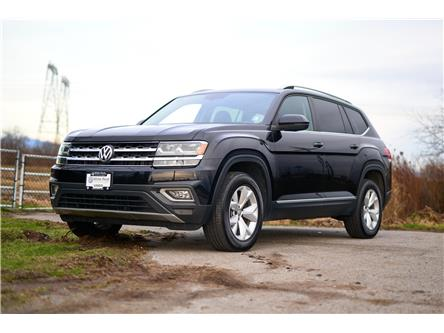 2019 Volkswagen Atlas 3.6 FSI Highline (Stk: VW1231) in Vancouver - Image 1 of 21
