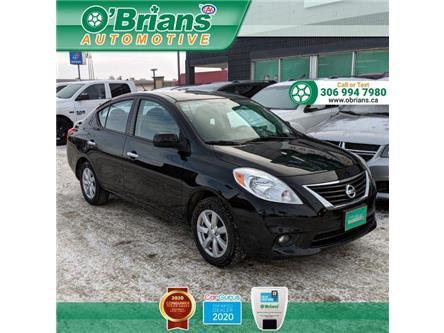2012 Nissan Versa 1.6 SL (Stk: 13885A) in Saskatoon - Image 1 of 18