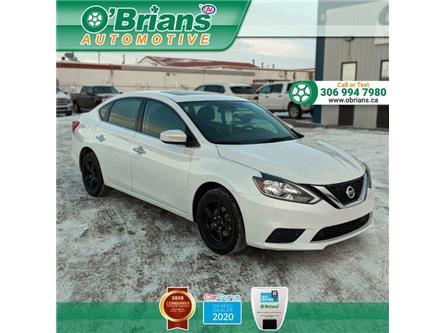 2018 Nissan Sentra 1.8 SV (Stk: 13936A) in Saskatoon - Image 1 of 23