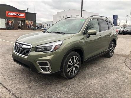 2021 Subaru Forester Limited (Stk: S5725) in St.Catharines - Image 1 of 15