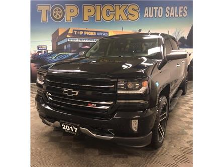 2017 Chevrolet Silverado 1500 LTZ (Stk: 430878) in NORTH BAY - Image 1 of 28