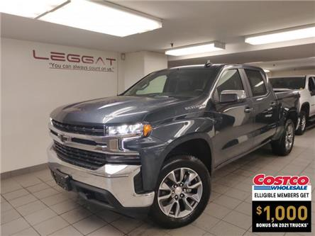 2021 Chevrolet Silverado 1500 LT (Stk: 217554) in Burlington - Image 1 of 13