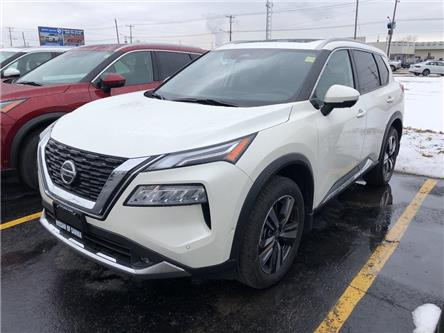 2021 Nissan Rogue Platinum (Stk: 21022) in Sarnia - Image 1 of 5