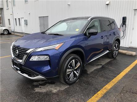 2021 Nissan Rogue Platinum (Stk: 21025) in Sarnia - Image 1 of 5