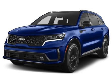 2021 Kia Sorento 2.5T SX w/Black Leather (Stk: 1123NB) in Barrie - Image 1 of 3