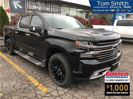 2021 Chevrolet Silverado 1500 High Country (Stk: 210038) in Midland - Image 1 of 2