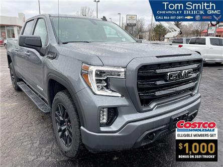 2021 GMC Sierra 1500 Elevation (Stk: 210191) in Midland - Image 1 of 10