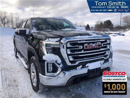 2021 GMC Sierra 1500 SLT (Stk: 210211) in Midland - Image 1 of 10