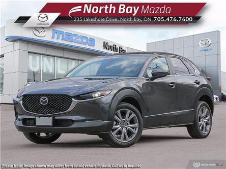 2021 Mazda CX-30 GS (Stk: 21100) in North Bay - Image 1 of 23