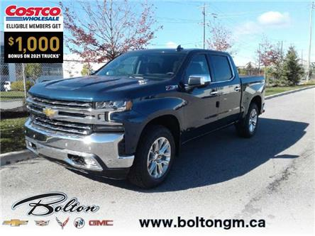 2021 Chevrolet Silverado 1500 LTZ (Stk: 110551) in Bolton - Image 1 of 15