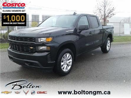 2021 Chevrolet Silverado 1500 Silverado Custom (Stk: 111939) in Bolton - Image 1 of 15