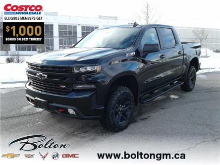 2021 Chevrolet Silverado 1500 LT Trail Boss (Stk: MZ192868) in Bolton - Image 1 of 15
