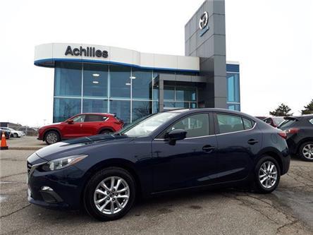 2016 Mazda Mazda3 GS (Stk: GG1000A) in Milton - Image 1 of 11