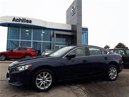 2016 Mazda MAZDA6 GS (Stk: P6002) in Milton - Image 1 of 11