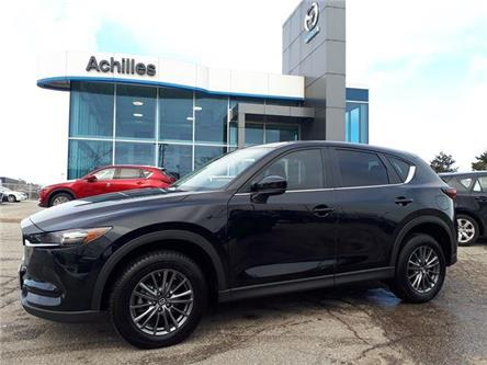 2020 Mazda CX-5 GS (Stk: H2102) in Milton - Image 1 of 11