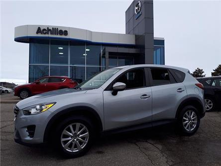 2016 Mazda CX-5 GX (Stk: P6012) in Milton - Image 1 of 11