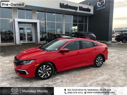 2019 Honda Civic EX CVT (Stk: M21099AA) in Saskatoon - Image 1 of 17