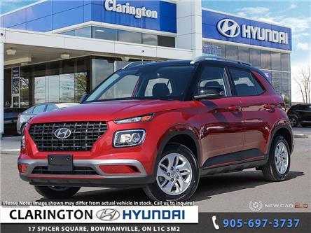 2021 Hyundai Venue Preferred w/Two-Tone (Stk: 20908) in Clarington - Image 1 of 24