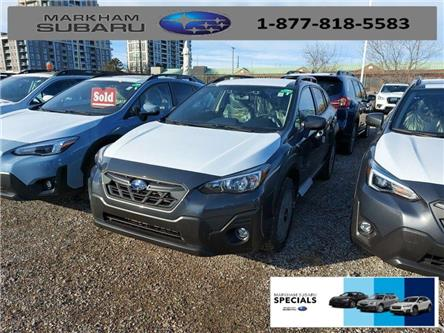 2021 Subaru Crosstrek Outdoor (Stk: M-9866) in Markham - Image 1 of 2