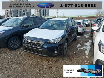 2021 Subaru Crosstrek Touring (Stk: M-9877) in Markham - Image 1 of 2
