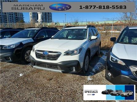 2021 Subaru Outback Limited XT (Stk: M-9895) in Markham - Image 1 of 2