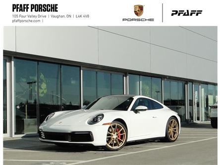 2020 Porsche 911 Carrera S Coupe (992) (Stk: P16458) in Vaughan - Image 1 of 22