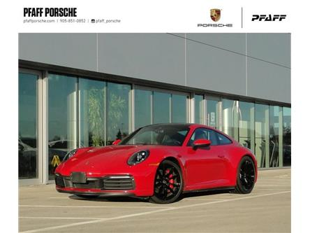 2020 Porsche 911 Carrera S Coupe (992) (Stk: PD16520) in Vaughan - Image 1 of 22