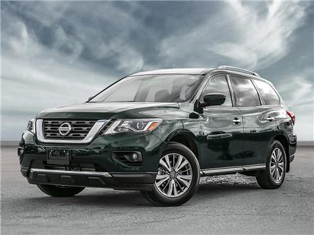 2020 Nissan Pathfinder SV Tech (Stk: 11729) in Sudbury - Image 1 of 23