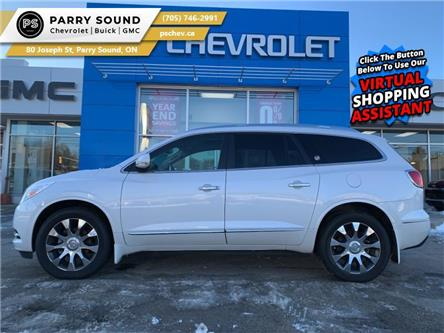 2017 Buick Enclave Premium (Stk: 20-168A) in Parry Sound - Image 1 of 22