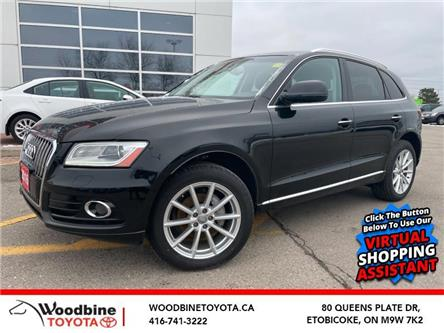 2016 Audi Q5 2.0T Technik (Stk: 20-672B) in Etobicoke - Image 1 of 23