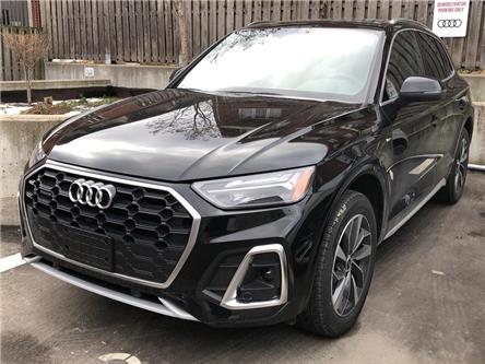 2021 Audi Q5 45 Progressiv (Stk: 210268) in Toronto - Image 1 of 5
