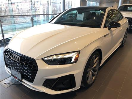 2021 Audi A5 2.0T Progressiv (Stk: 210290) in Toronto - Image 1 of 5