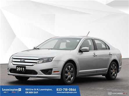 2011 Ford Fusion SEL (Stk: U4590A) in Leamington - Image 1 of 30