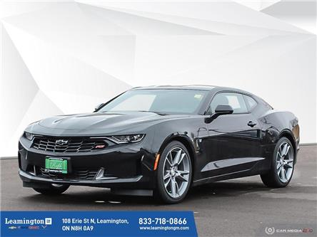 2021 Chevrolet Camaro  (Stk: 21-078) in Leamington - Image 1 of 30