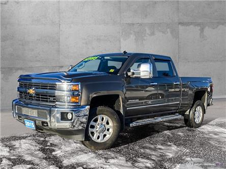 2015 Chevrolet Silverado 3500HD LTZ (Stk: 20114B) in Quesnel - Image 1 of 25