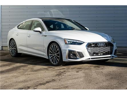 2021 Audi A5 2.0T Progressiv (Stk: N5795) in Calgary - Image 1 of 19