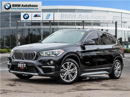 2017 BMW X1 xDrive28i (Stk: P10052) in Thornhill - Image 1 of 38