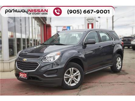 2017 Chevrolet Equinox LS (Stk: N21156A) in Hamilton - Image 1 of 18