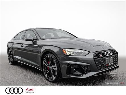 2021 Audi S5 3.0T Technik (Stk: 21054) in Windsor - Image 1 of 30