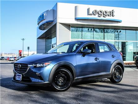 2019 Mazda CX-3 GS (Stk: 217859A) in Burlington - Image 1 of 20