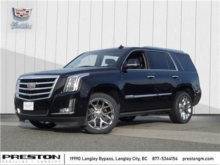 2017 Cadillac Escalade Premium Luxury (Stk: X31171) in Langley City - Image 1 of 30
