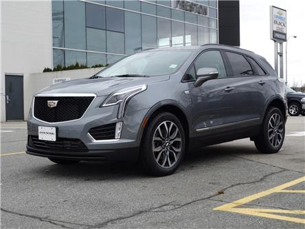 2021 Cadillac XT5 Sport (Stk: 1202360) in Langley City - Image 1 of 6
