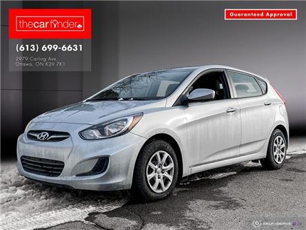 2012 Hyundai Accent GL (Stk: ) in Ottawa - Image 1 of 25