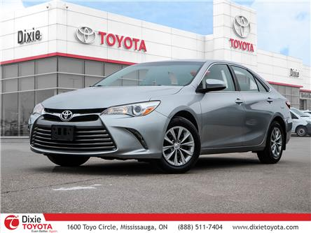 2016 Toyota Camry LE (Stk: D201639B) in Mississauga - Image 1 of 27