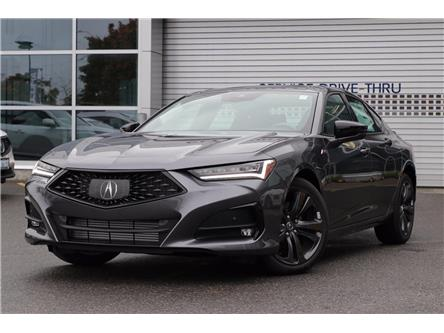 2021 Acura TLX A-Spec (Stk: 19482) in Ottawa - Image 1 of 30