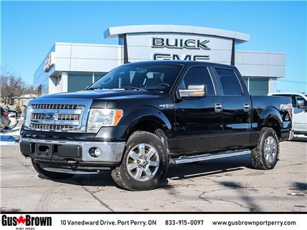 2014 Ford F-150 Lariat (Stk: F63529U) in PORT PERRY - Image 1 of 27