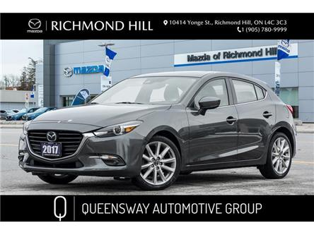2017 Mazda Mazda3 Sport GT (Stk: 21-069A) in Richmond Hill - Image 1 of 21