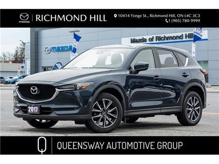 2017 Mazda CX-5 GT (Stk: 21-202A) in Richmond Hill - Image 1 of 22