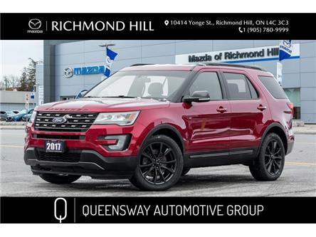 2017 Ford Explorer XLT (Stk: P0572) in Richmond Hill - Image 1 of 21