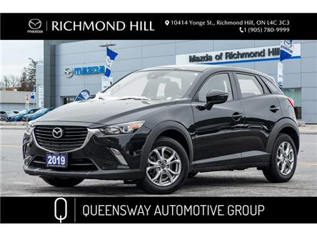 2018 Mazda CX-3 GS (Stk: P0573) in Richmond Hill - Image 1 of 19
